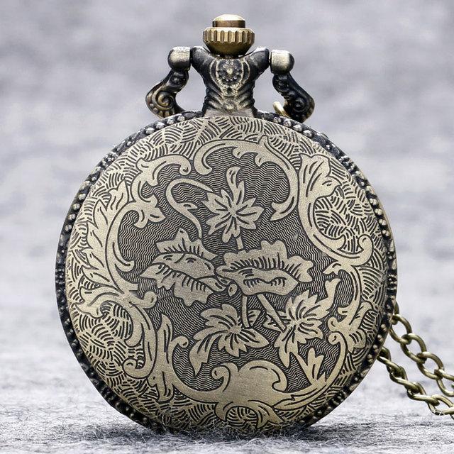 Captain's Watch – Steampunk Pocket Watch