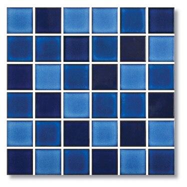 Crystal glazed porcelain mosaic for swimming pool floor, swimming pool wall mosaic,blue Bath shower mosaic art tiles,MI-SI-J5B мозаика elada mosaic n56 бургундский long size crystal
