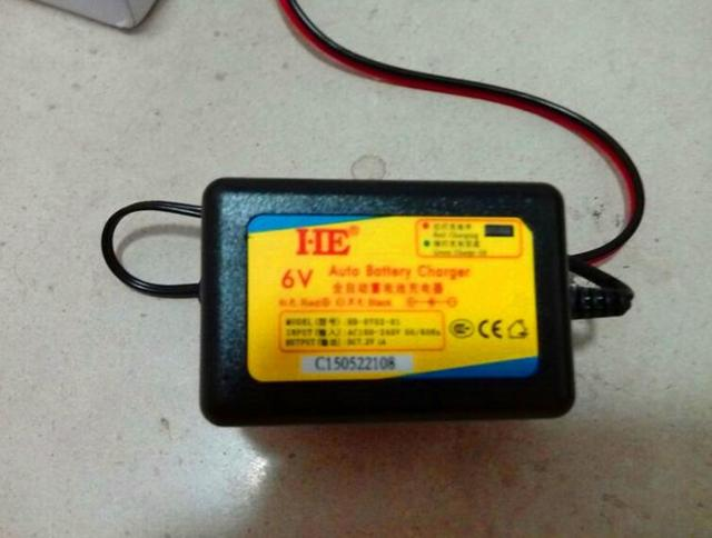 Universal Battery Charger 6v Children S Toy Car Battery Charger For