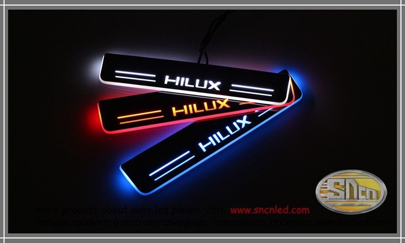 Pedal Hilux Rear -10