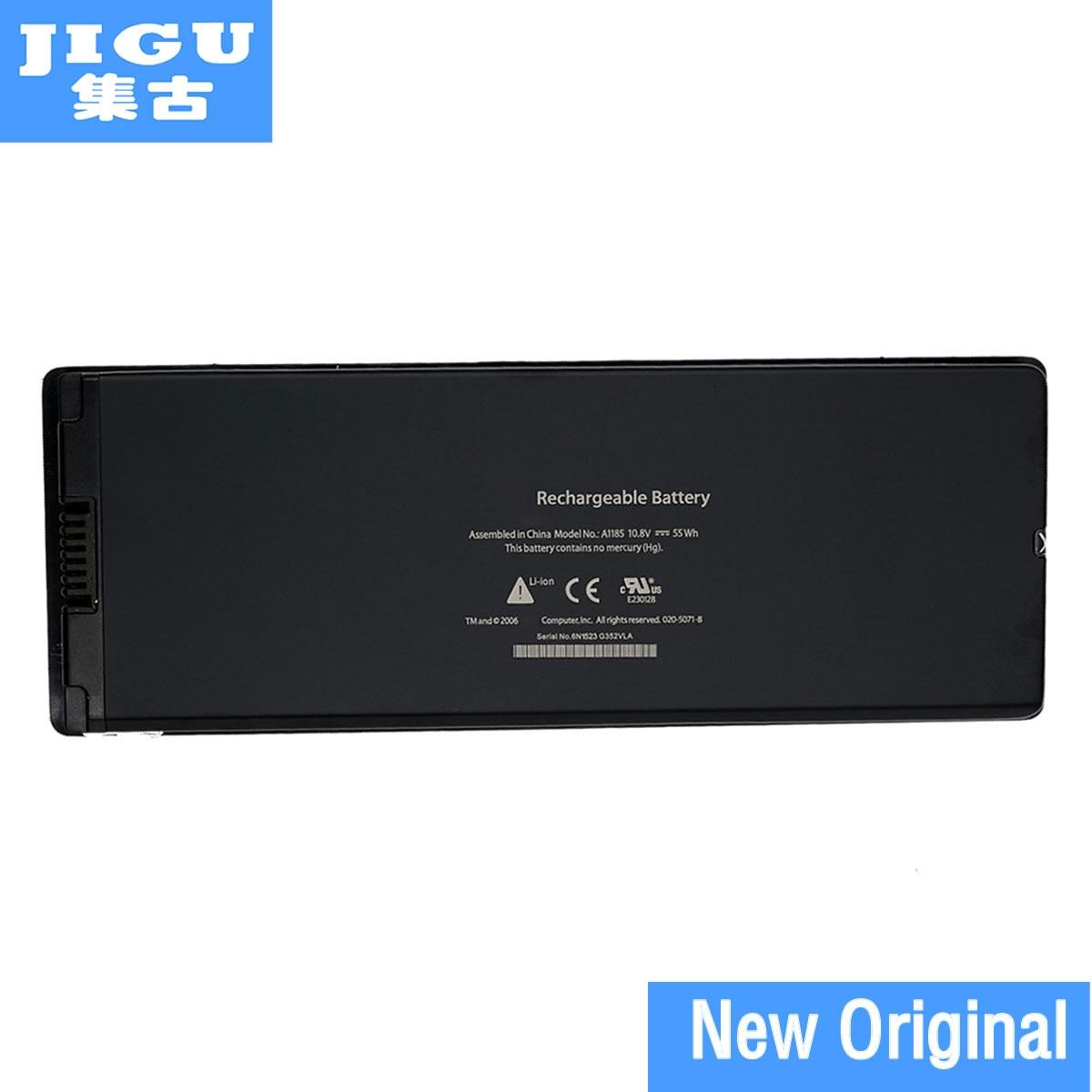 JIGU A1185 D'origine batterie d'ordinateur portable Pour APPLE MacBook 13