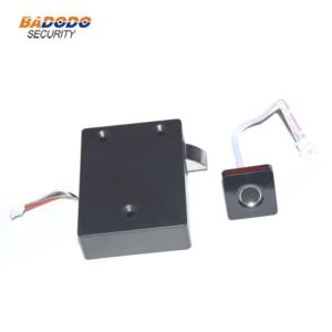 Image 5 - Fingerprint cabinet door lock biometric electric lock for cabinet drawer locker cupboards