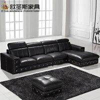 Buy Sofa Set Online Latest Sofa Designs 2016 Black L Shaped Modern Corner Leather Sofa Germany