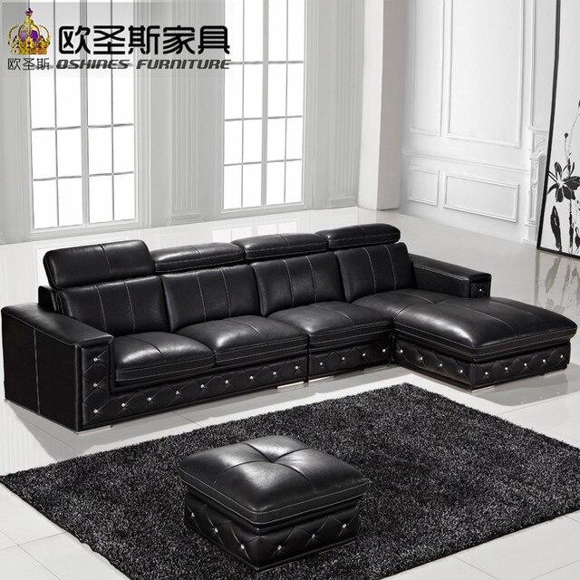 Kaufen Sofa Set Online Neueste Sofa Designs 2016 Schwarz L Förmigen