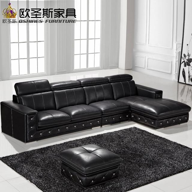 buy sofa set online latest sofa designs 2019 black l shaped modern ...