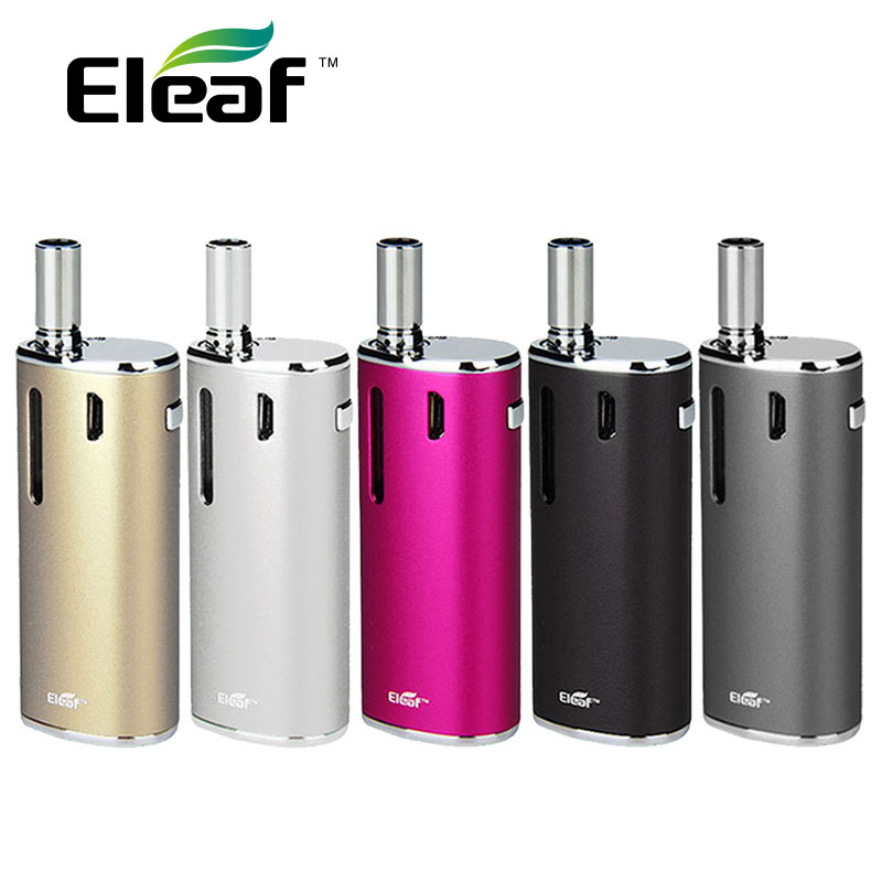 100% Original Eleaf INano Starter Kit with 0.8ml INano Atomizer and 650mAh Built in Battery ...