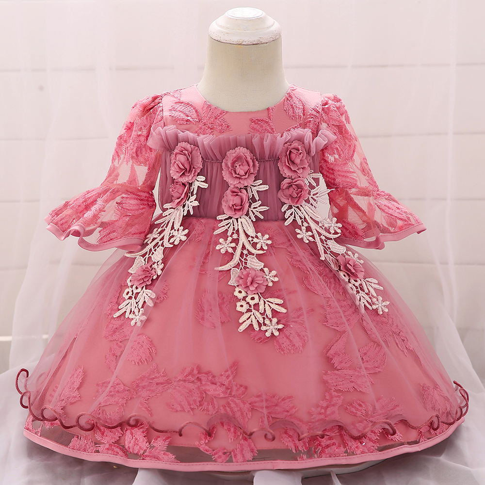 e41aaec4bf Cute Baby Girl Dresses For First Birthday – DACC