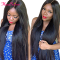 28inch Long Straight Peruvian Full Lace Human Hair Wigs For Black Women Unprocessed Peruvian Glueless Full Lace Virgin Hair Wigs