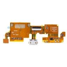 Usb зарядка Док-станция зарядное устройство Порт Разъем гибкий кабель для zte Blade V6/X7/D6