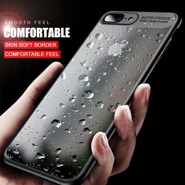 H&A Full Cover Protective Case For iPhone X 10 TPU & PC Hard Clear Slim Back Cover For Apple iPhone X Case 10 Phone Cases