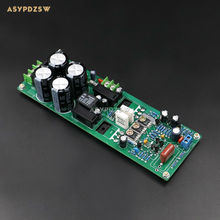 MX90 Mono power amplifier finished board with rectifier power protection ONSEMI0302G 0281G 90W 8R