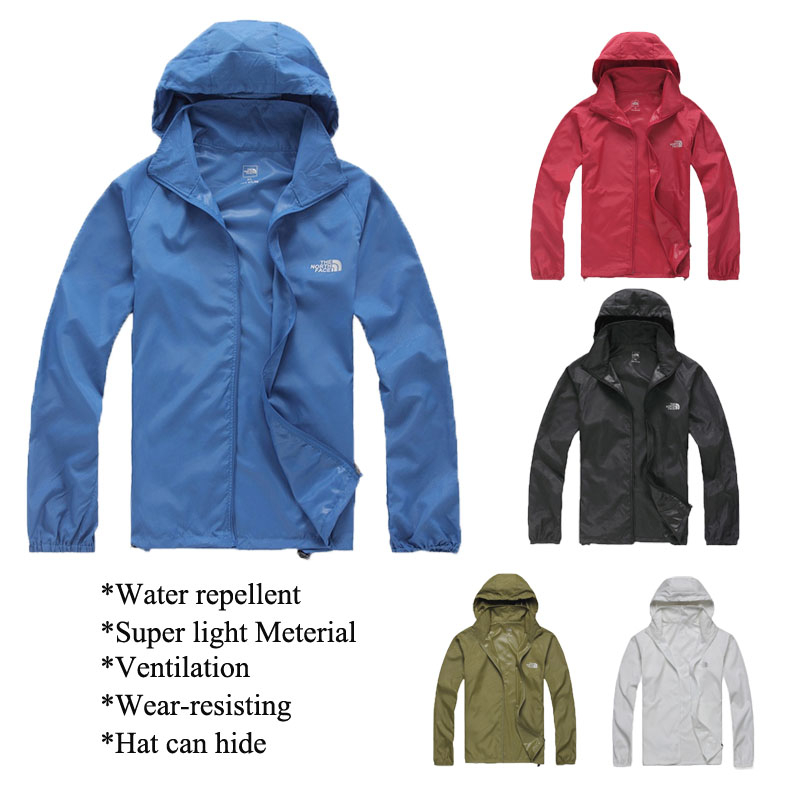 NEW OutdoorClothing Movement Jackets Skin Windbreaker Speed Drying Sun Protection Clothing Hiking Jacket 6 Colors M-3XLNEW OutdoorClothing Movement Jackets Skin Windbreaker Speed Drying Sun Protection Clothing Hiking Jacket 6 Colors M-3XL