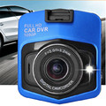Full HD 1080 p cámara del coche Dash Cam Parking grabador de vídeo Registrator negro Mini vehículos Blue Car DVR