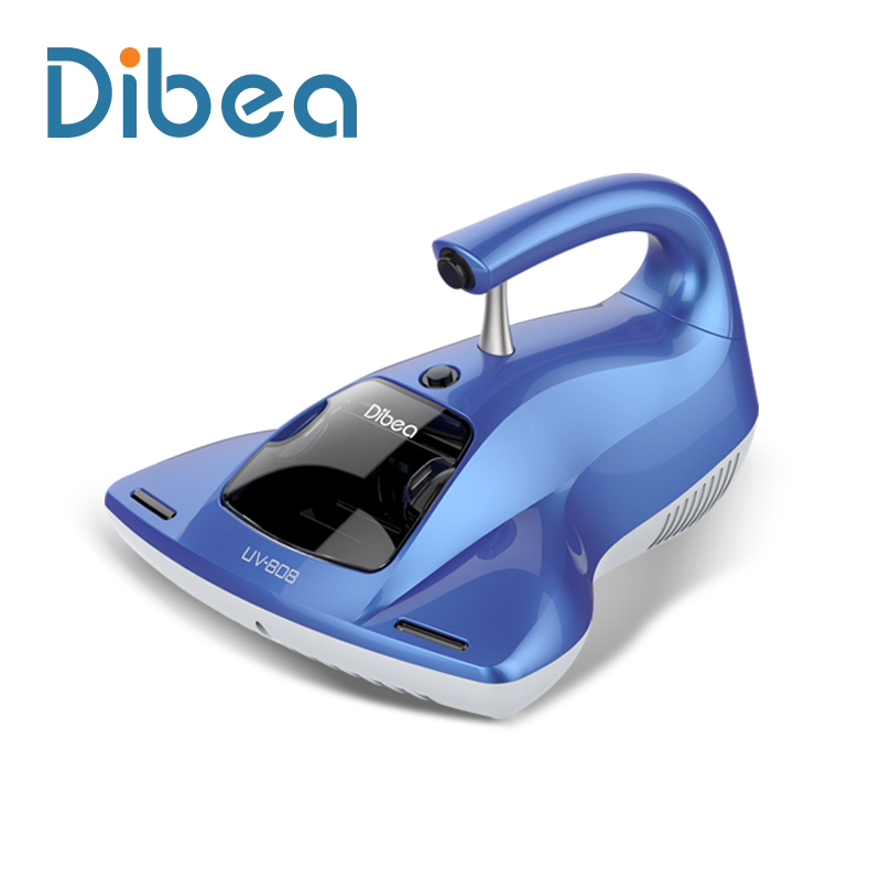 Dibea UV808 Vacuum Cleaner Intelligent Mites For Home Mattress Mites Killing Aspirator Ultraviolet Light Dust Mite Vacuum Clean puppyoo vacuum cleaner home bed mites collector uv acarus killing vacuum cleaner for home mattress mites killing wp602a