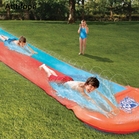 PVC Double Patchwork fun stimulating fun water skiing outdoor large surf windsurfing Swimming pool accessories