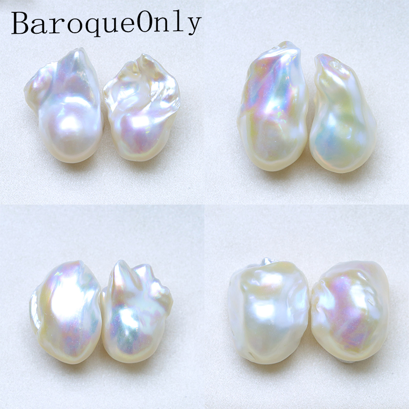 Aliexpress.com : Buy BaroqueOnly Natural white Freshwater