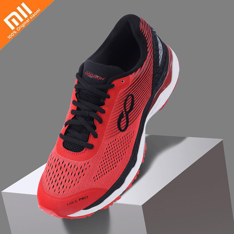 Xiaomi Mi Smart Running Shoes 21K Smart Chip AI Voice Guidance Stable Support Mesh Ventilated Lightweight Men Sneakers Smarthome