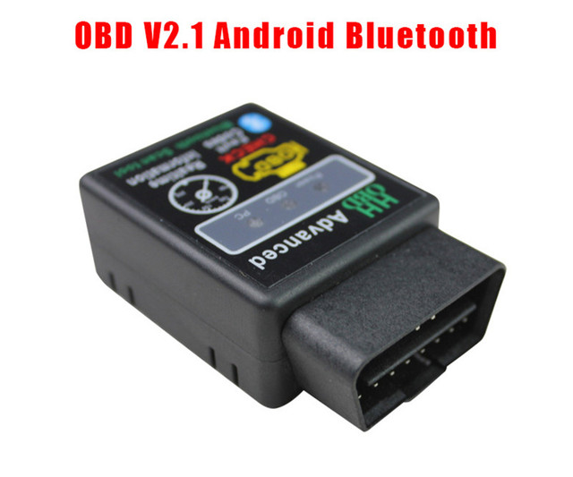 Hiyork Super Mini Auto Car ELM327 HH For Android Bluetooth OBD 2 OBD II Protocol Diagnostic Scan Tool elm 327 Car Code Scanner