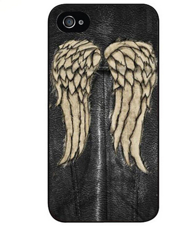 Daryl Dixon Symbol Walking Case for iPhone 4 4S 5 5S 5C SE 6 6S 7 Plus Samsung Galaxy S3 S4 S5 Mini S6 S7 S8 Edge Plus A3 A5 A7