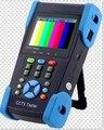 3.5 дюймов HD коаксиальный тестер камеры CCTV тестер монитор HD CVI TVI AHD 1080 P аналоговый тестирование камеры PTZ контроль 12 В выводе