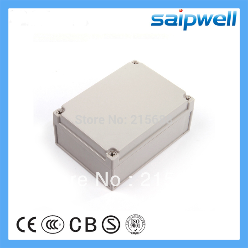 High quality switch box waterproof box plastic ABS IP66 junction electronic box 125 175 75mm DS