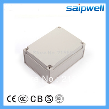 High quality switch box waterproof box plastic ABS IP66 junction electronic box 125*175*75mm DS-AG-1217