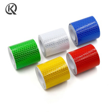 5cm*3m Safety Mark Reflective Tape Stickers Car-Styling For Automobiles Motorcycle Cycling Decoration Reflective Film 6 Color