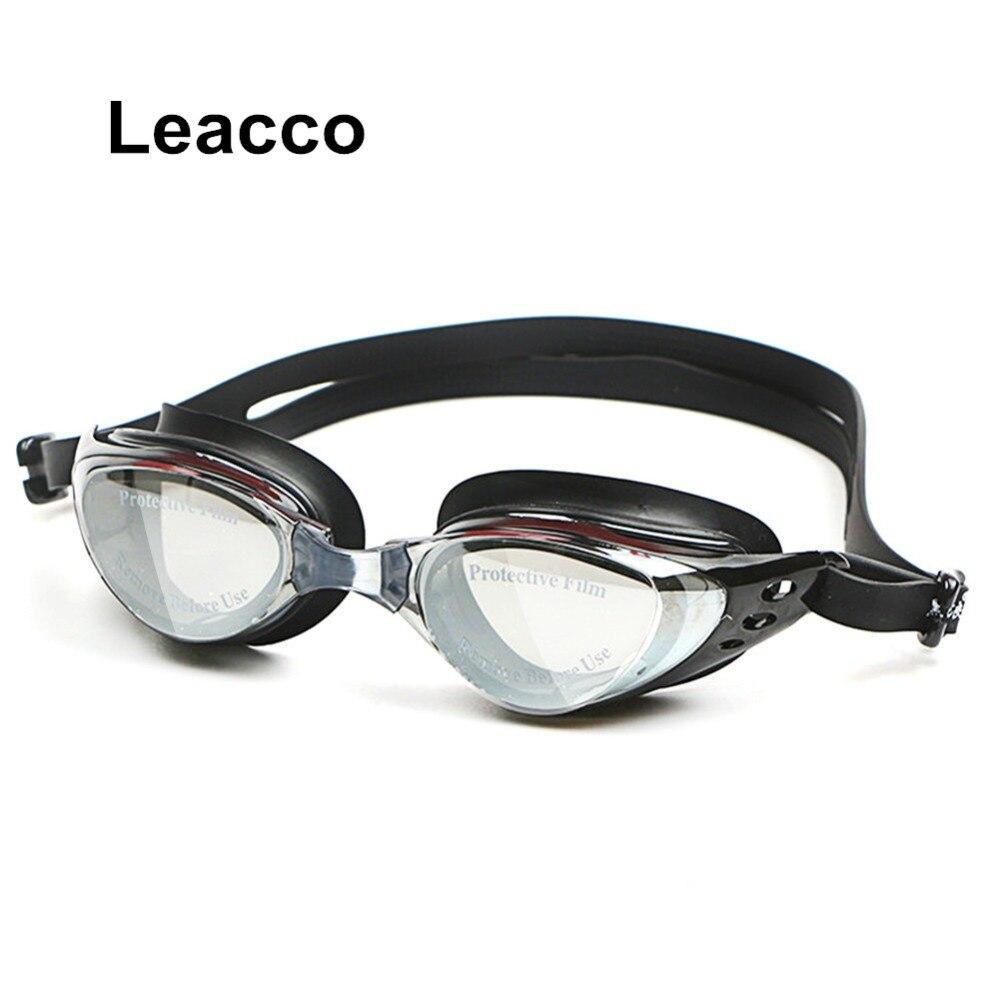 Reklama e të rriturve Syzet optike të miopisë për notim Swim - Veshje sportive dhe aksesorë sportive - Foto 2