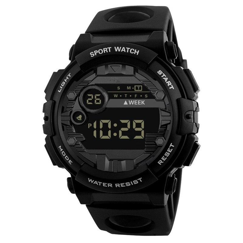 Electronic Watch Digital Hiking Outdoor Sport Men Date Best-Gift Luxury