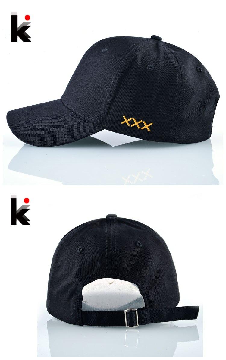 Algodón sólido papá sombreros para hombres y mujeres Unisex Snapback gorra  de béisbol muestra al aire libre Casual huesos Hip Hop Casquette negro  gorras 8756091cf9b