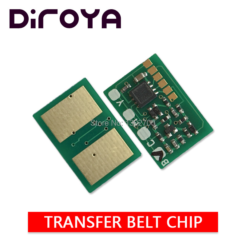 2PCS 45531222 Transfer Belt chip For OKI C911 C911dn C931 C931dn C931DP C931e C941 C941dn C941dnCL C941DP C941e C942 print reset compatible toner refill for oki c911dn c931 c931dn c941e c941dn c942 printer color toner powder kcmy 4kg free shipping