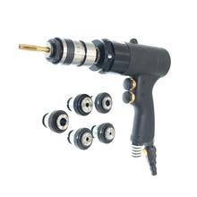 цена на gun type pneumatic tapping tool M3-M12 air tapping gun wind tapping machine tap drilling pneumatic drilling tools