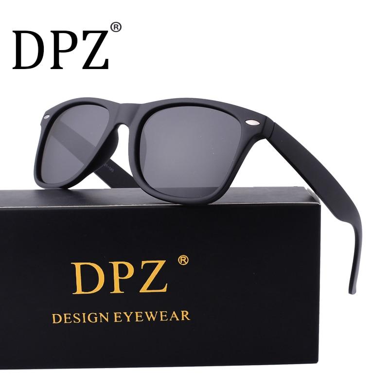HOT DPZ Classic mode Män Kvinnor HD Polariserade solglasögon rayeds - Kläder tillbehör - Foto 1