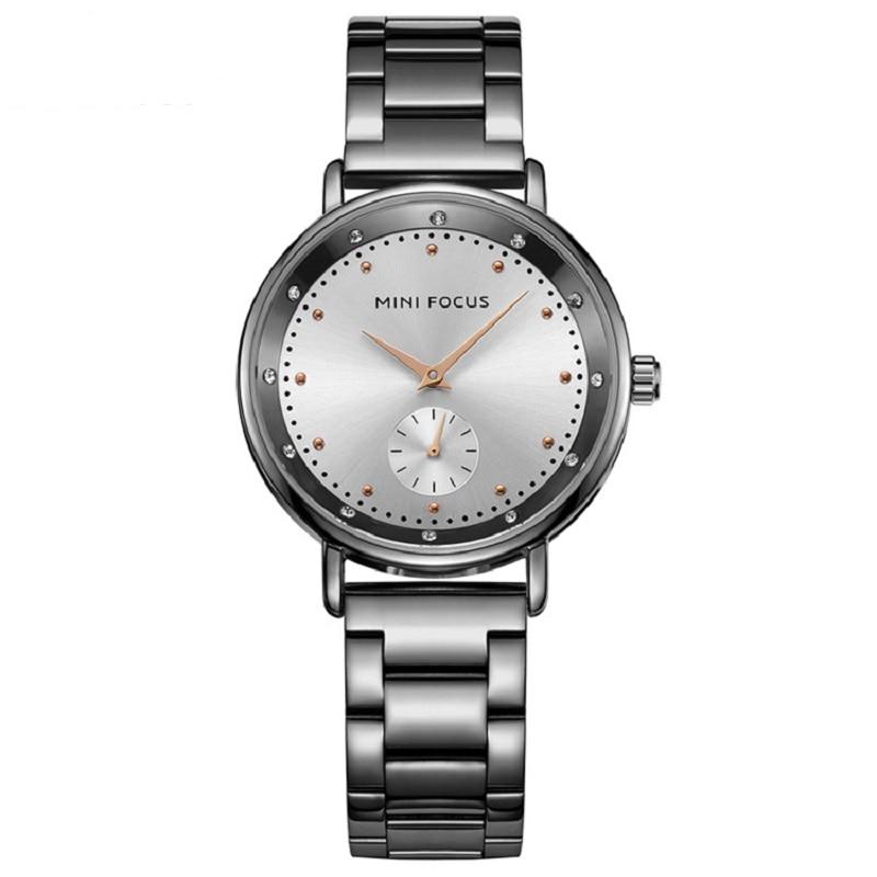 Luxury Strap Rhinestone Women Watch Simplicity Classic Wrist Quartz Female Watches High Quality Relogio femenino Zegarek Damski in Women 39 s Watches from Watches
