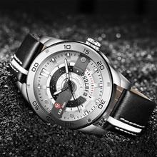 NEW Casual Sport Men Watch Luxury Waterproof Quartz Automatic Date Military Wristwatch TOP Brand KADEMAN Relogio Masculino