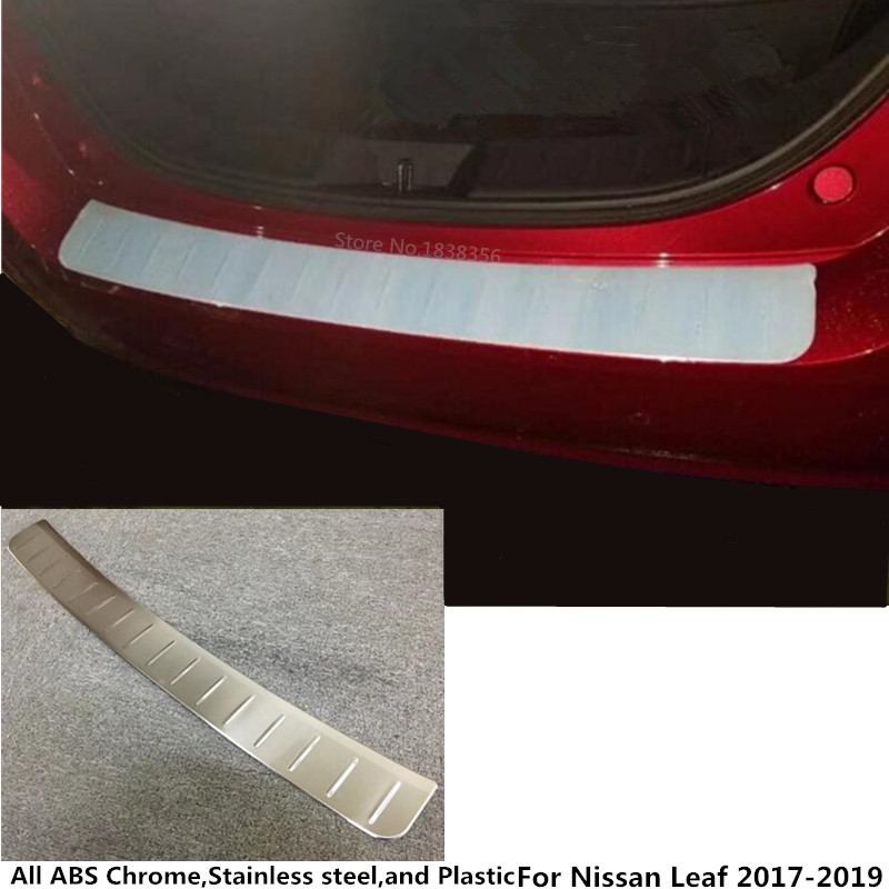2019 Nissan Leaf: For Nissan Leaf 2017 2018 2019 External Rear Bumper Trunk