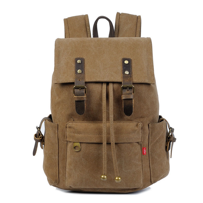 Vintage Canvas Mens Backpack Casual Travel Sport Male backpack For Computer Pink Women backpack Large capacity Schoolbag NewVintage Canvas Mens Backpack Casual Travel Sport Male backpack For Computer Pink Women backpack Large capacity Schoolbag New