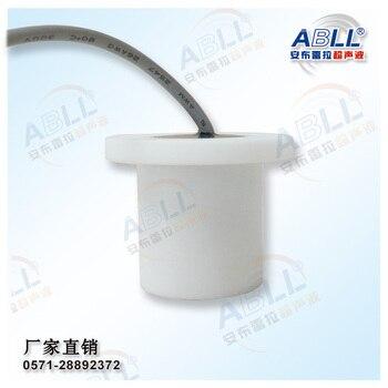 DYW-2M-01L acoustique de transducteur de l'eau résistant à la Corrosion de 2 MHz