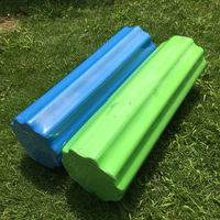 EVA gear shape Foam Roller Blocks Pilates Yoga Fitness Equipment Fitness Gym Exercises Physio Massage Roller Yoga Block