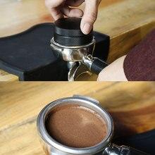 58mm Tamper Stainless Coffee Tamper for home Appliances Barista Tools Machine Manual Coffee Grinder Maker Grinders Tamper