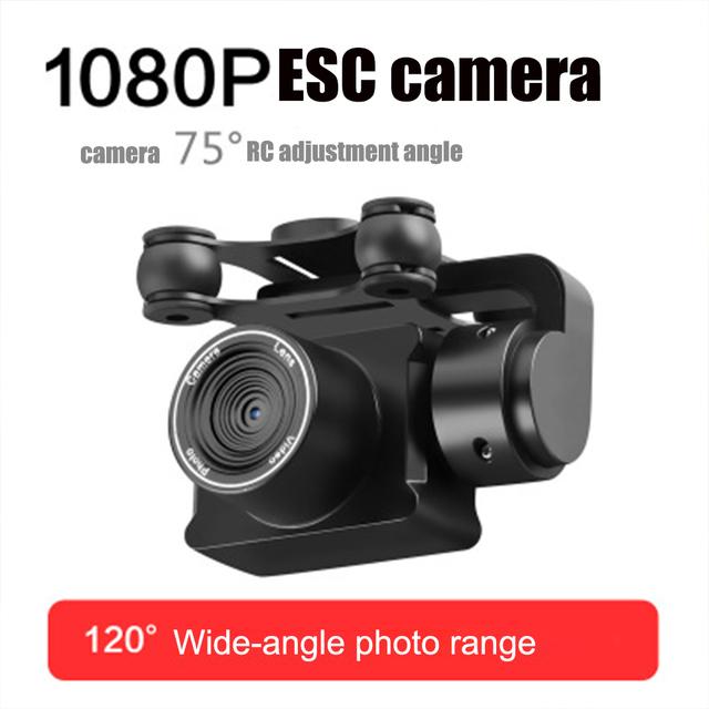 4K Rotating Camera Drone