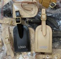 a fashion brand, accessories for travel bag tag personalized custom name initials of hot тиснения for things, a smart ta