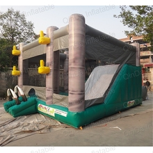 2016 hot inflatable jumping castle, playing castle inflatable bouncer, inflatable combo inflatable toy