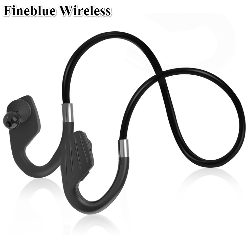 Fineblue M1 Sports Bluetooth Headset Bluetooth In-ear Sports Earbuds Stereo Headphones Handfree Earphones For Iphone Phones