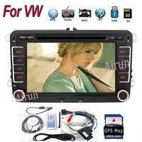 For VW Tiguan Scirocco Touran Car DVD GPS Headunit Radio RDS Ipod A2DP BT 2DIN Stereo
