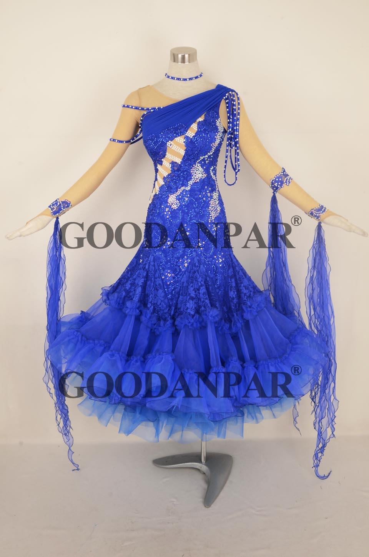 Balroom Dancing Dress For Competition Ballroom Dance Dress Standard Waltz Tango Dress  Dancewear Sunflower Dance Dress