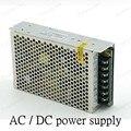 СВЕТОДИОДНЫЕ полосы мощность Привода питания AC/DC 12 В 60 Вт двойной выход питания Высокое качество Изоляционные алюминиевой Трансформатор освещения