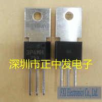 100pcs/lot SCR 3P4MH 3P4M TO-202 package 3A 400V original authentic