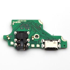 Image 5 - 10 PCS parti di Ricambio Per Huawei P20 lite/P20lite Nova 3e USB Bordo Carica Spina Porta Dock Connettore di Ricarica cavo della flessione