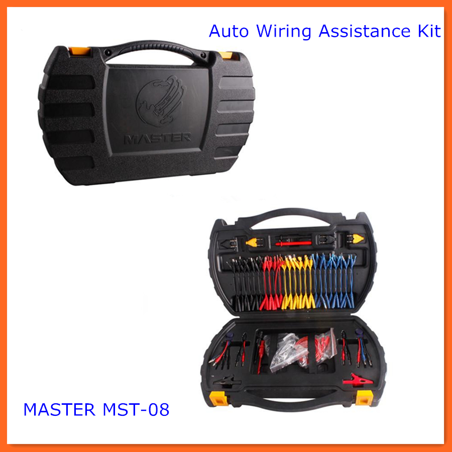 Christmas Promotion Mst 08 Wiring Assistance Kit Test Cables For Variable Resistor Auto Circuit Maintenance Repair In Electrical Testers Leads From Automobiles